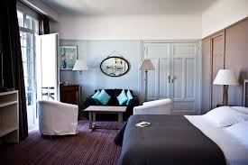 photos des chambres de l hôtel flaubert à trouville