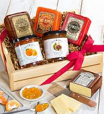 Cheese Gifts Meat And Cheese Gifts 1 800 Flowers Com 13307