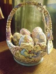 jim shore easter baskets jim shore easter basket easter easter baskets