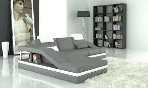 canap gris cuir canape gris d angle conforama cuir dangle fair t info