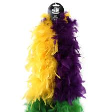 mardi gras boas chandelle boas sectional color mardigras mix
