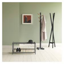 clint black coat stand buy now at habitat uk clothes rack