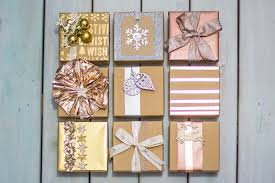 luxury christmas wrapping paper live it it make it gift wrapped 3 ways
