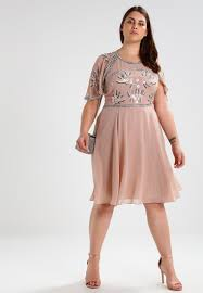 frock and frill curve areka cocktail dress party rose blush