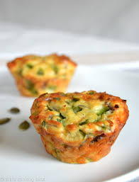 cuisiner des poivrons verts recette de brunch muffins aux oeufs et poivrons verts la recette