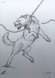 the king of wolves fenrir by dino wolf on deviantart