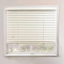chicology faux wood blinds window horizontal 2 inch venetian
