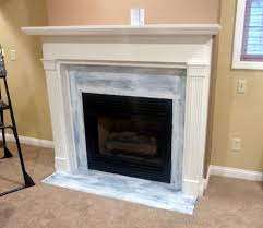 easy fireplace makeover instafireplace us