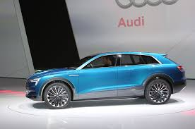 Audi Q5 Blue - all electric audi q6 e tron coming in 2018 with 300 miles of range