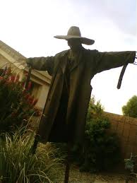 The Scariest Halloween Decorations Ever by Best 25 Scary Scarecrow Ideas On Pinterest Diy Halloween Yard