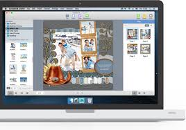 electronic photo albums digital scrapbook albums craft ideas scrapbook software