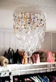 make your own pretty handmade chandelier fab you bliss