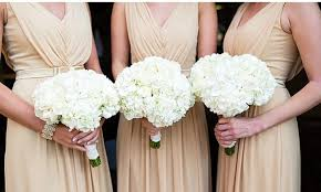 hydrangea wedding bouquet hydrangea wedding bouquets diamond bouquets groupon