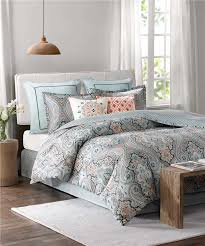 Echo Bedding Sets Sterling Comforter Blue Echo Design