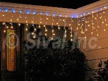 white string lights white cord icicle lights light string with 150 lights white cord clear and