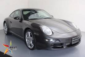 porsche 911 price used used 2007 porsche 911 for sale pricing features edmunds