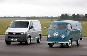 volkswagen type 1 volkswagen transporter celebrates 60 years new model due here
