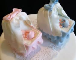 baby shower cake toppers girl baby shower cake topper baby on a bassinet baby shower decoration