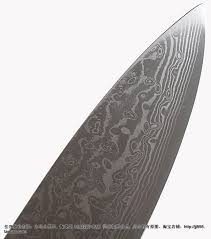 kitchen knives direct foreign trade forged damascus steel grade material 8 inches