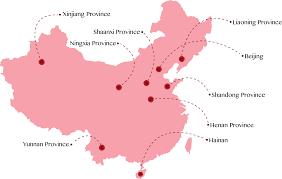 A Map Of China by Sea Express Cooperation Korea Post To Expand U0027korea China Sea