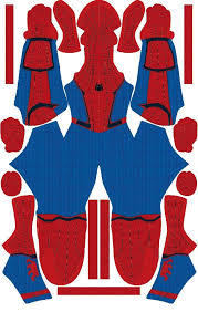 free spider man homecoming pattern crazyfranky sellfy