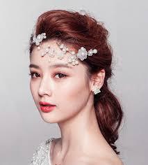 headbands for hair buy wholesale flower pearls bridal hairwear jewelry