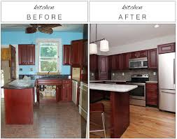 kitchen kitchen before and after small kitchen remodel before