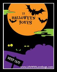 31 halloween jokes life with lovebugs
