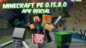 minecraft 0 8 0 apk descargar minecraft pocket edition 0 15 8 0