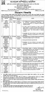 Electronics Engineer Job Description Bangladesh Computer Council Job Circular