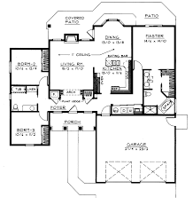 goodman handicap accessible home plan 015d 0008 house plans and more