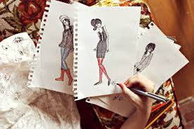 fashion sketching for beginners u2013 a beautiful mess