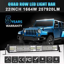 24 inch led light bar offroad quad row 1664w 24inch led light bar combo offroad suv 4wd jeep ford
