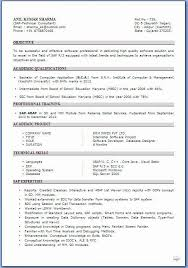 bca resume format for freshers pdf to word 56 luxury images of mca fresher resume format resume concept