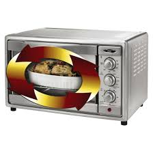 See Thru Toaster Oster 6 Slice Convection Toaster Oven Brushed Stainless Steel