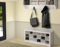 bench surprising entryway bench seat with hat coat rack storage