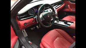 maserati quattroporte interior maserati quattroporte 2016 car specifications and features