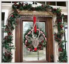 from my front porch to yours simple vintage christmas front porch