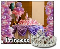 Princess Party Decorations Party Decorations Miami Party Themes