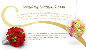 wedding flowers quote form florist kl malaysia delivering fresh flowers everyday online