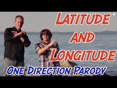 latitude and longitude worksheet library research pinterest