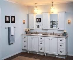 framing a medicine cabinet framed recessed bathroom medicine