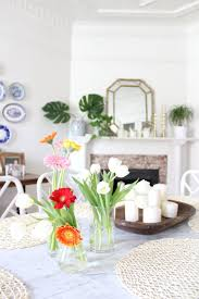 life with a dash of whimsy spring dining room refresh