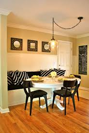 breakfast nook ideas kitchen beautiful breakfast nook chandelier kitchen spotlights