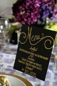 Diy Wedding Menu Cards Make Your Own Menu Cards Menu Cards Menu And Budgeting