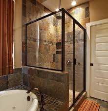 Houzz Bathrooms With Showers Houzz Bathroom Showers Home Design And Decorating