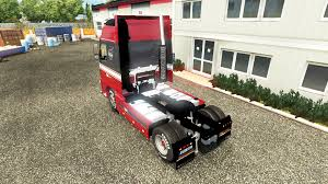 volvo 10 wheeler truck fh12 xl for euro truck simulator 2