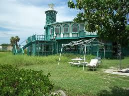 panoramio photo of weird green house everglades city fl
