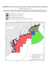 New England State Map by Data Download Greater Atlantic Regional Fisheries Office