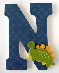 wooden letters for nursery dinosaur theme custom decorated could easily make custom decorated wooden letters dinosaur theme nursery bedroom home decor wall decorations wood letters personalized